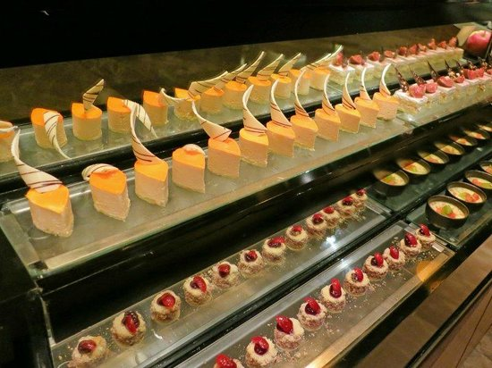 Grand Sarovar Premiere Mumbai:                   Dessert deeded?