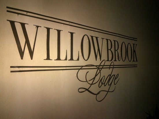 Willowbrook Country House:                   Welcome