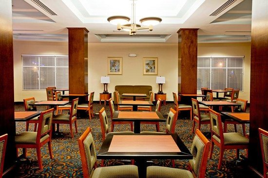 Holiday Inn Express Lake Wales N - Winter Haven: Breakfast Area