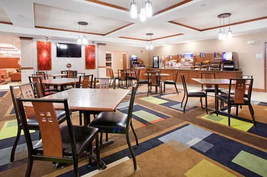 Holiday Inn Express Hotel & Suites Los Alamos Entrada Park: Breakfast Area