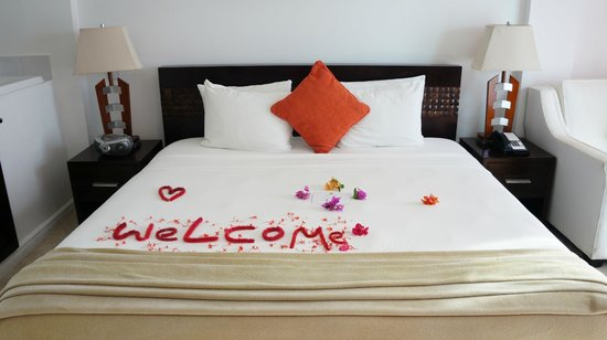 Calabash Cove Resort and Spa:                   Nice touch