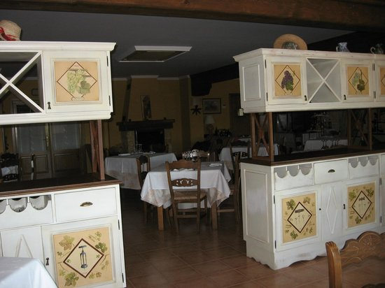 Hosteria de Guara:                   comedor