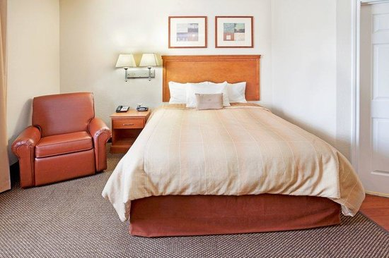 Candlewood Suites Austin N-Cedar Park: Single Queen Bed Guest Suite