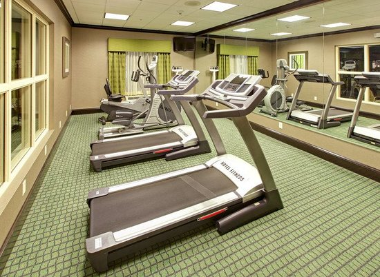 Holiday Inn Express Hotel & Suites Covington: Fitness Center