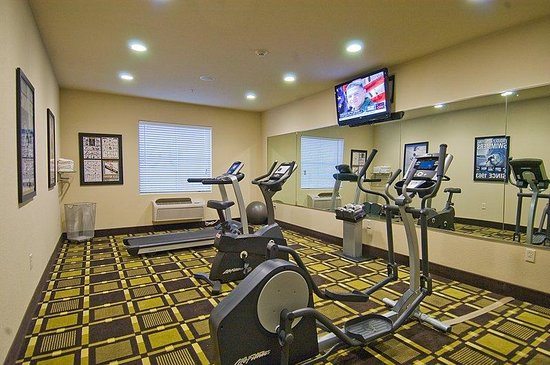 Marble Falls Holiday Inn Express Hotel Fitness Center