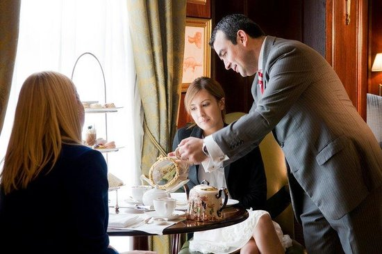 The Langham, Sydney: Afternoon Tea