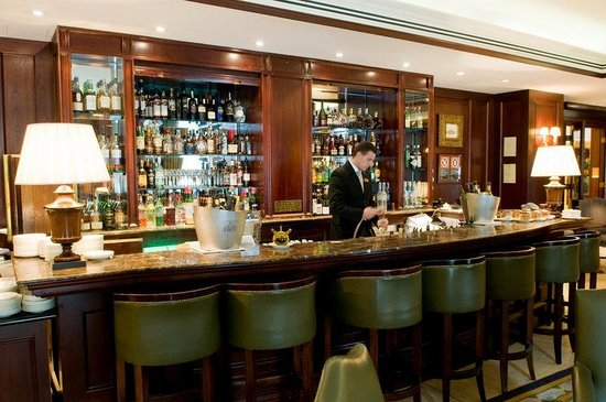 The Langham, Sydney: Globe Bar & Brasserie