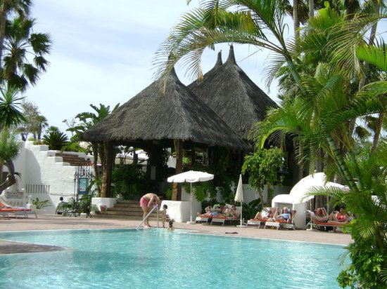 Hotel jardin tropical in tenerife for Jardin tropical costa adeje