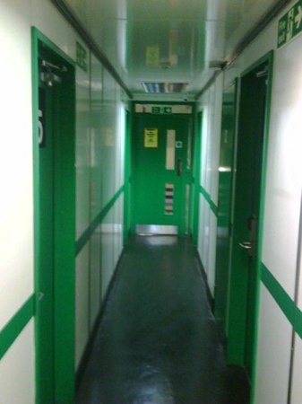 Corridor on 3rd floor picture of equity point london for 100 102 westbourne terrace paddington london england w2 6qe