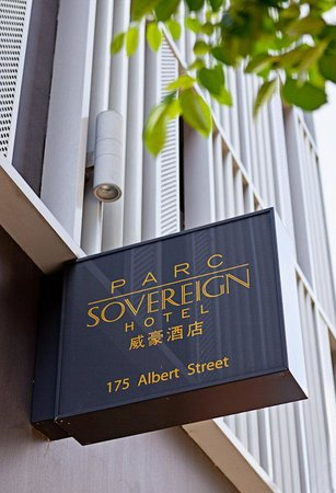 Parc Sovereign Hotel - Albert St.