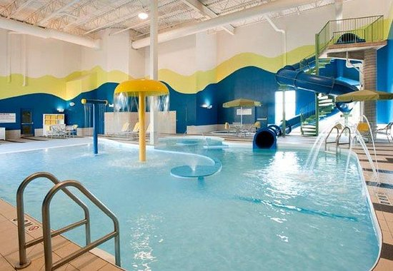 Fairfield Inn & Suites Winnipeg: Waterpark