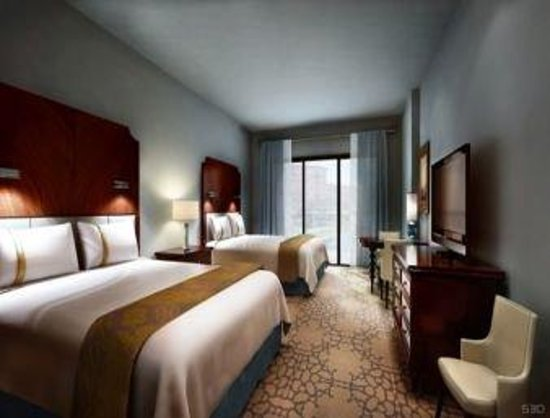 Wyndham Grand Orlando Resort Bonnet Creek: Double Queen Guest Room