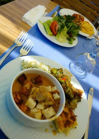 Lykia World Oludeniz:                                     gastronomic pleasure
