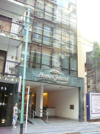 Howard Johnson Hotel Boutique Recoleta:                   Frente do Hotel
