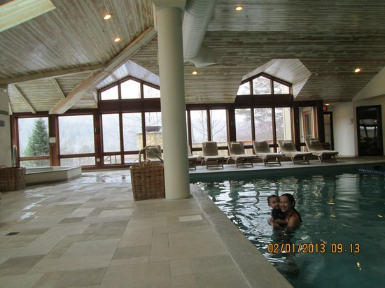 Topnotch Resort and Spa:                                     Love the view!