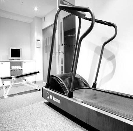Adelphi Hotel: Fitness Room