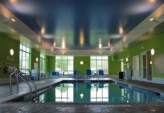 TownePlace Suites Vincennes: Indoor Pool