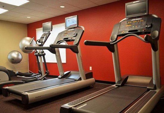 TownePlace Suites Vincennes: Fitness Center