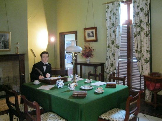 Paihia, New Zealand: When they lived at the treaty house