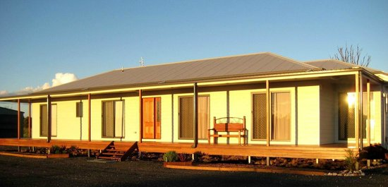 Chinchilla, Australia: Guest House