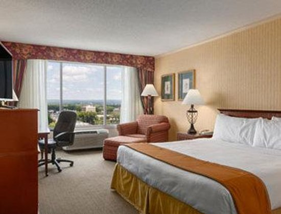 Ramada Plaza Hartford Hotel: Standard King Bed Room