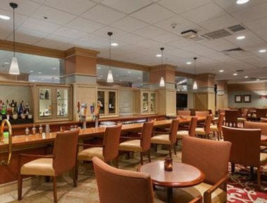 Ramada Plaza Hartford Hotel: Z Bar