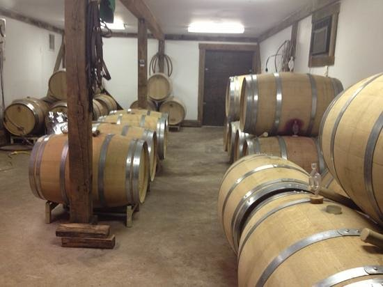 Sperryville, VA: winery
