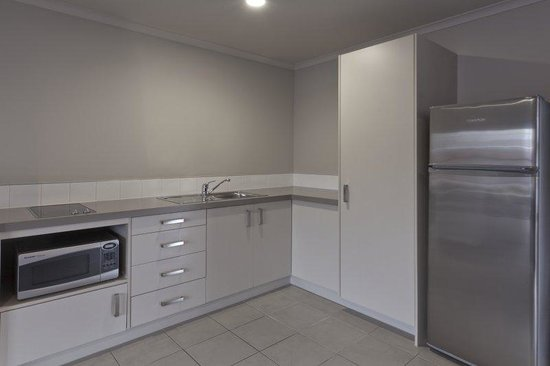 Pukekohe, Nowa Zelandia: Two Bedroom Unit - Kitchen