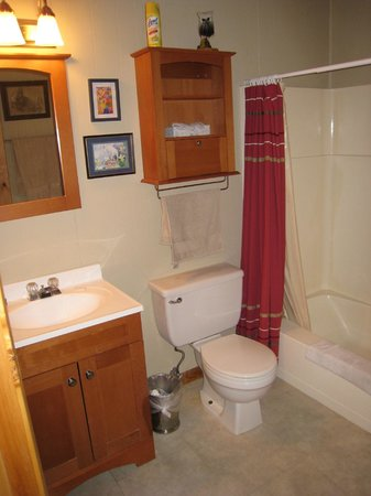 Bay Point on the Lake:                   Bathroom
