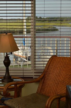 Tilghman Island Inn: View From A  Premium Room