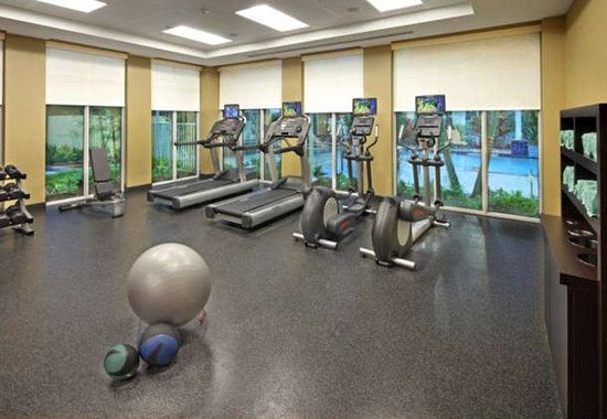 Homestead, FL: Fitness Center