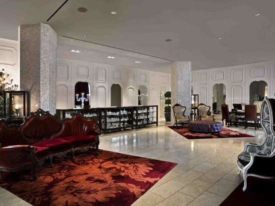 Hotel Sax Chicago: Lobby