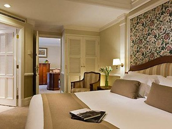 Mercure Grand Hotel Parque do Ibirapuera: Guest Room