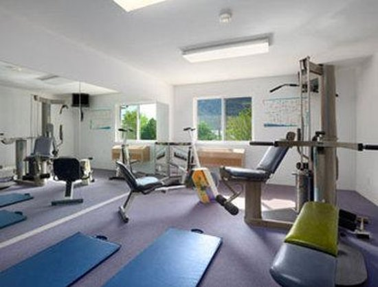 Super 8 West Kelowna: Fitness Center