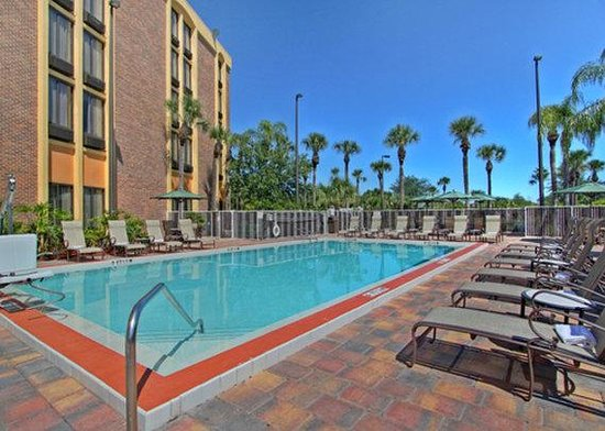 Comfort Inn Maingate : Outdoor Pool