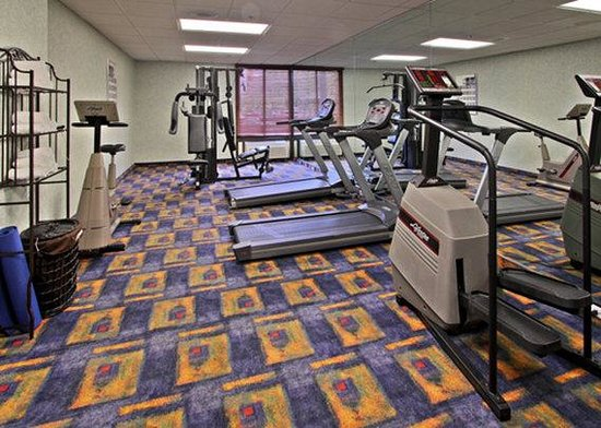 Comfort Inn Maingate: Fitness Room