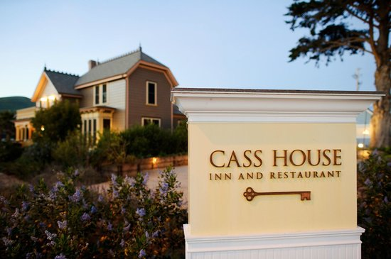 Cass House Inn and Restaurant: Cass House Sign