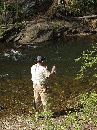 Helen ga trout fishing helen photos featured images of for Trout fishing in helen ga