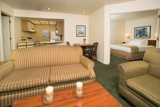 Sonesta ES Suites Malvern: Living Area