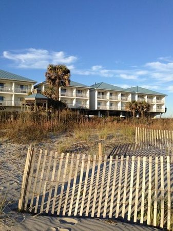 Ocean Isle Inn:                   beautiful!