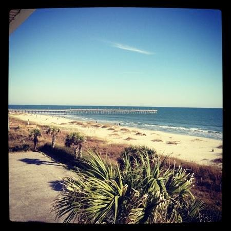 Ocean Isle Inn:                   love the view!