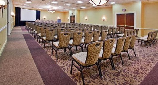 Wyndham Atlanta Galleria Hotel: Conference Room