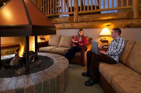 Legacy Vacation Resorts-Steamboat Hilltop: Fire