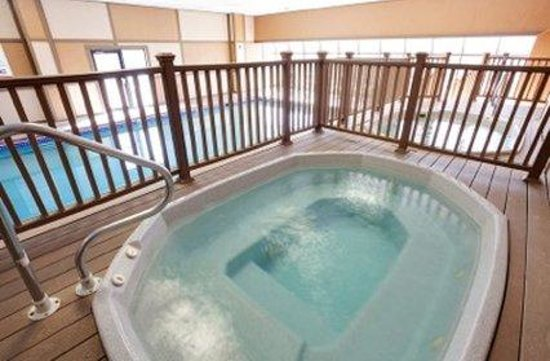Legacy Vacation Resorts-Steamboat Hilltop: Hot Tub
