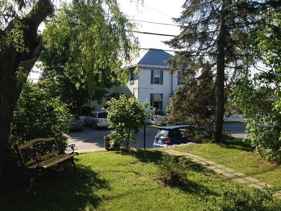 Westport, Canada: From Pad To Fredenburgh