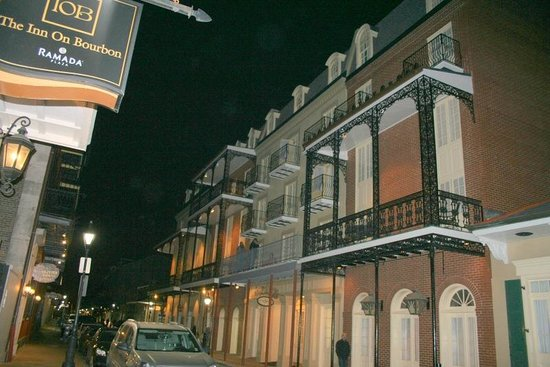 Hotel St. Marie:                   Hotel Saint Marie New Orleans