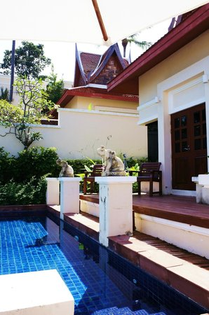 Q Signature Samui Beach Resort:                   1 Bedroom Private Pool Villa