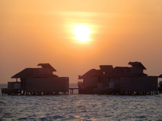 Six Senses Laamu: Sunrise