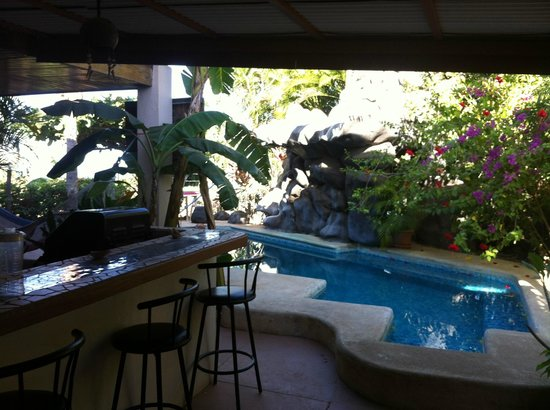 Casa Bambora:                   pool