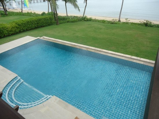 The Village Coconut Island:                   SWIMMING POOL